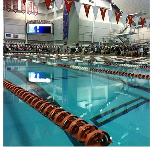 Where in the world is bradley jamail texas swim center university of texas at austin the for University of texas swimming pool
